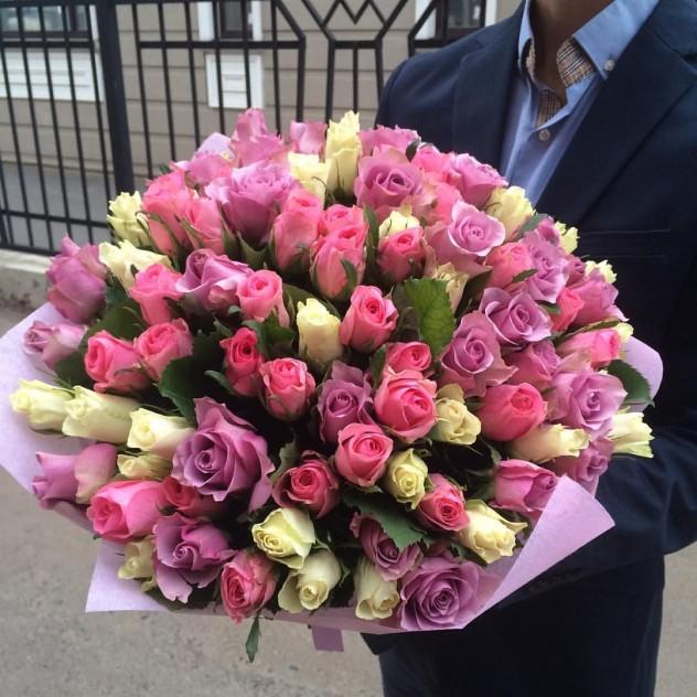 101 роза Кения